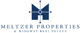 Meltzer Properties and Ridgway Real Estate Logo