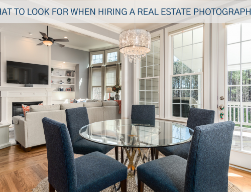 What to Look for When Hiring a Real Estate Photographer